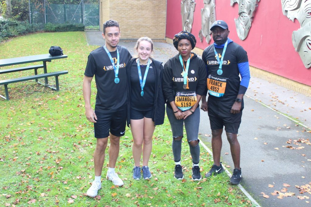 Fundraising challenge event in the UK for the child education programme (5)